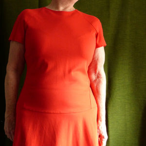 Drop Waist Uniqlo Dress